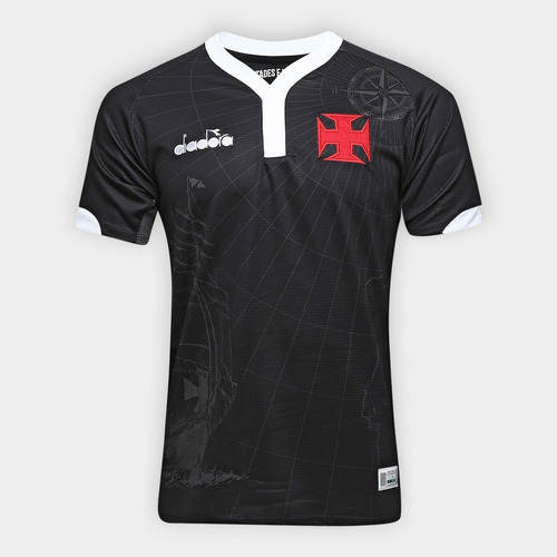 camisa vasco da gama  uniforme 3 2019 frete grátis