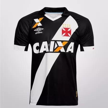 Camisa Vasco Da Gama Uniforme I - Umbro - 2015 - R  150 ad3c6f948eeec