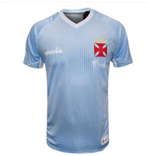 Camisa Vasco Diadora Goleiro Martin Silva - 2018 - R  249 59b0ca275bafe