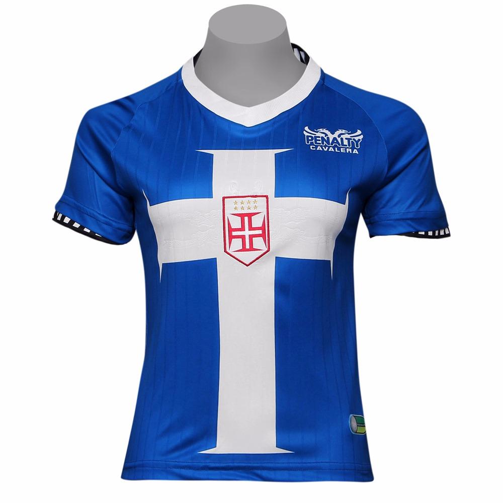 f672b1f0ff camisa vasco feminina azul penalty cavalera oficial. Carregando zoom.