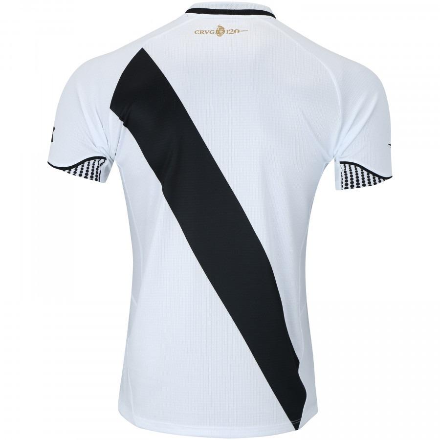 5fdc0bacf0152 Camisa Do Vasco Original Nova Carioca Branca Rio Futebol - R  120