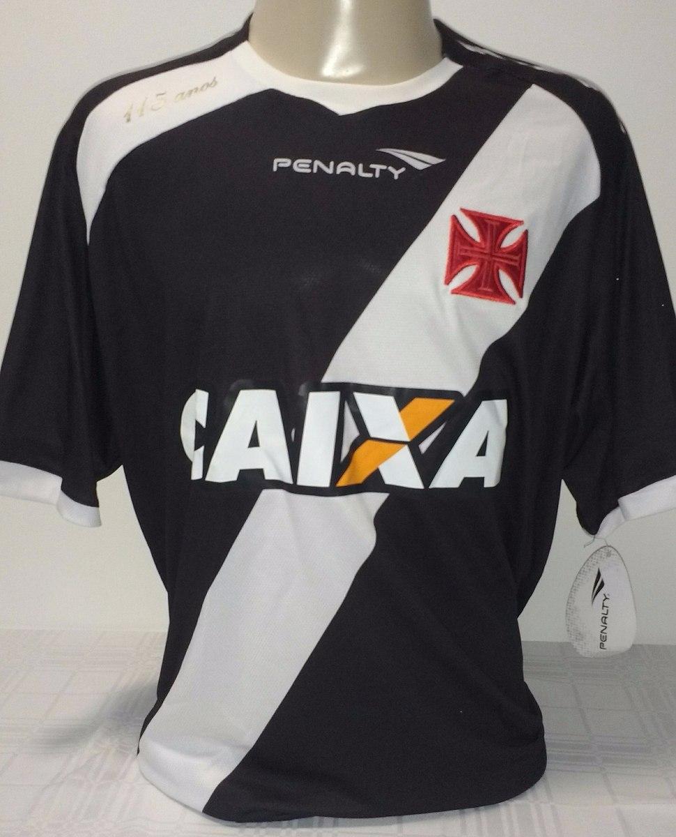 9fc5c557ef579 Camisa Vasco Homenagem Aos 115 Anos Penalty Original - 18 - R  199 ...
