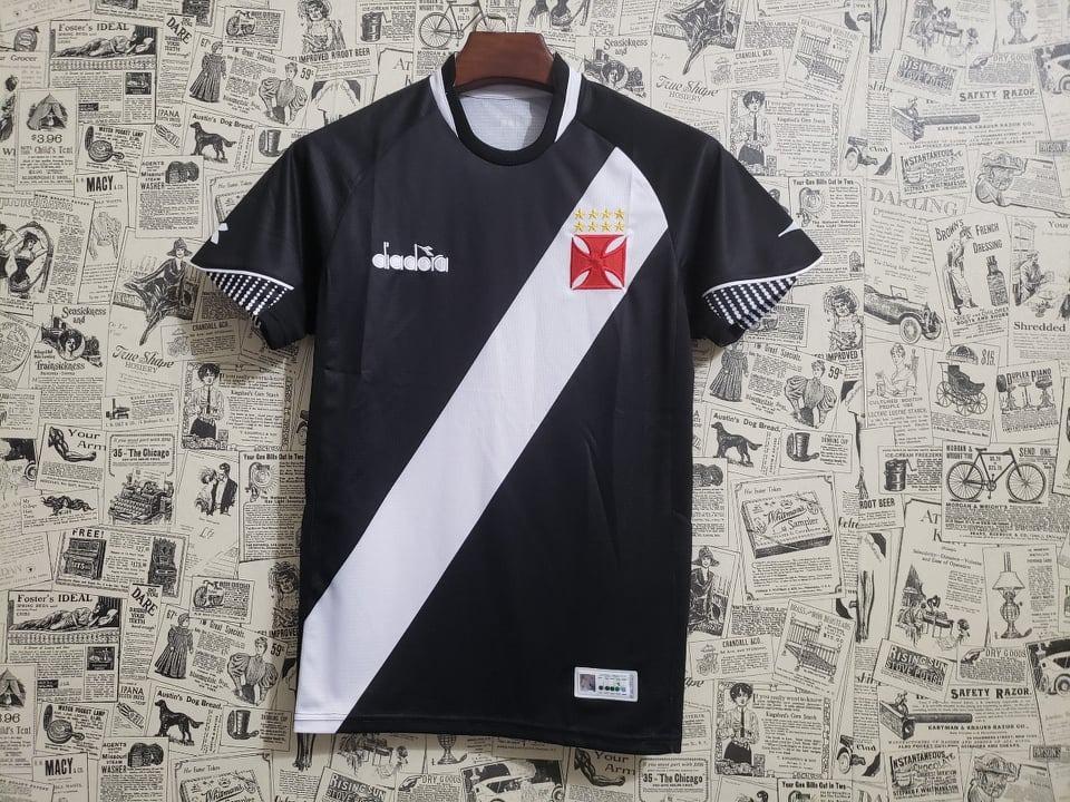camisa vasco i 2018 torcedor diadora masculina - preto. Carregando zoom. f832d02f6041e