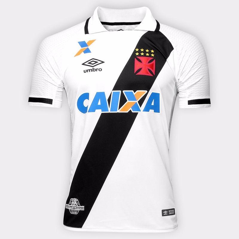 9373e3d236b17 Camisa Vasco Jogador - Sem Patrocínio 17 18 + Nfe - R  229