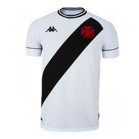 Camisa Vasco Kombat I Player Home 2020 Branca - Masculina
