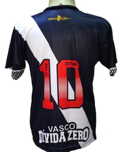Camisa Vasco Martin Silva Verde Nova 2018 2019 - R  29 65d6eb0b7e189