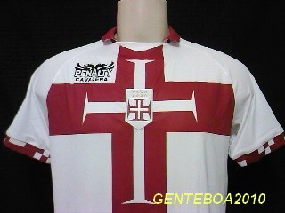 camisa vasco penalty cavalera of. 3 cruz templaria 2010 2011