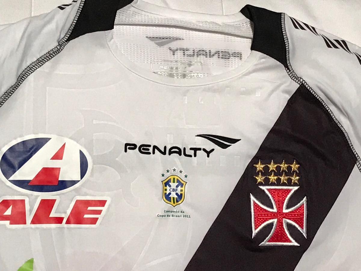 e035700a2e Camisa Vasco - Penalty - Dedé 100 Jogos Número 100 - R  180