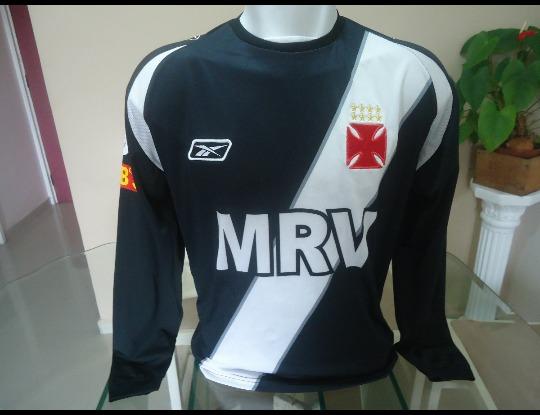 8635d1ad4e9df Camisa Vasco Rebook  5 De Jogo