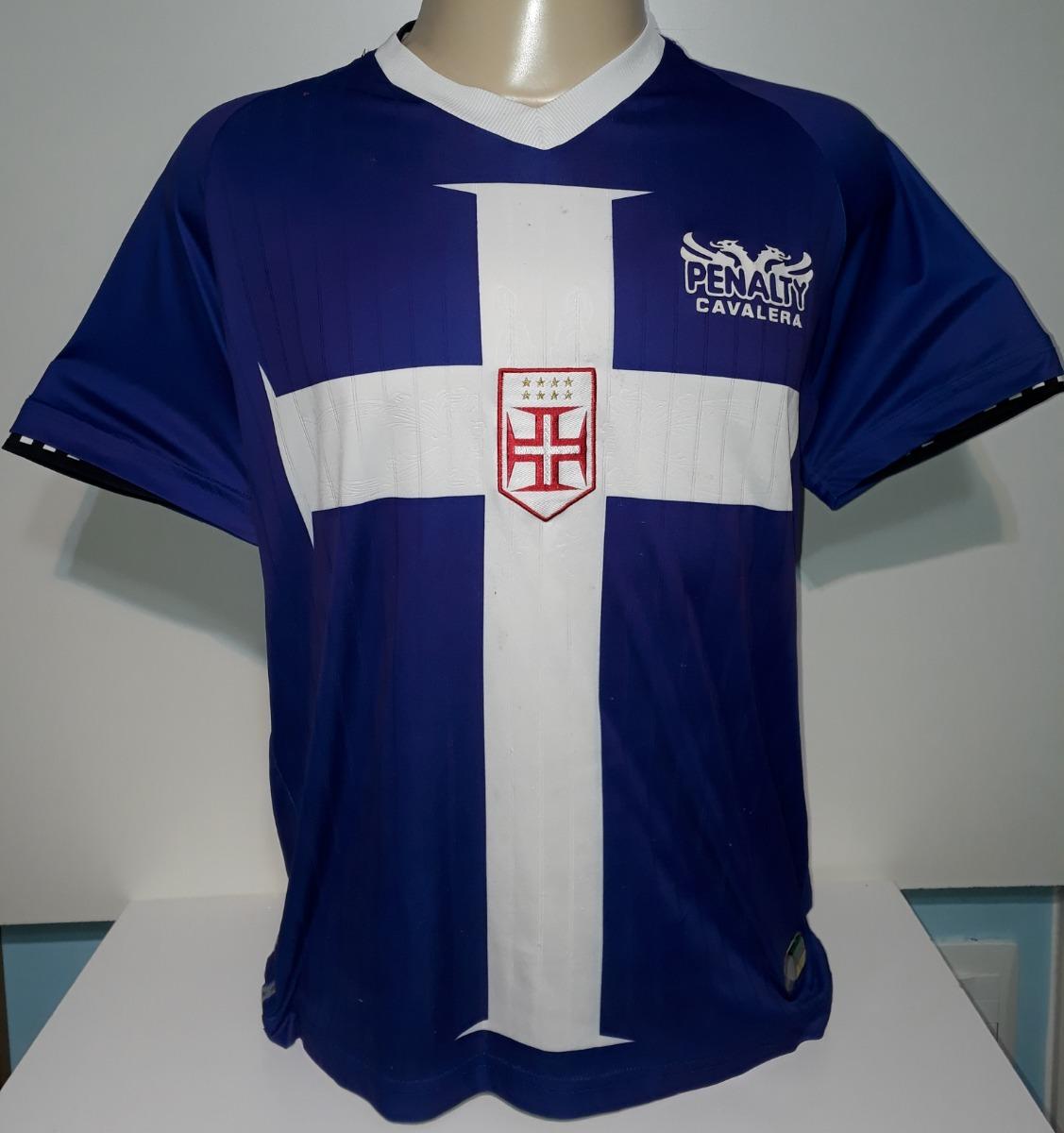 36b8c018fd camisa vasco templária azul penalty cavalera 2012 - 89. Carregando zoom.