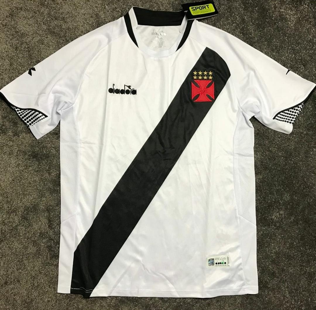 Camisa Vasco Uniforme  4f22d7a754315