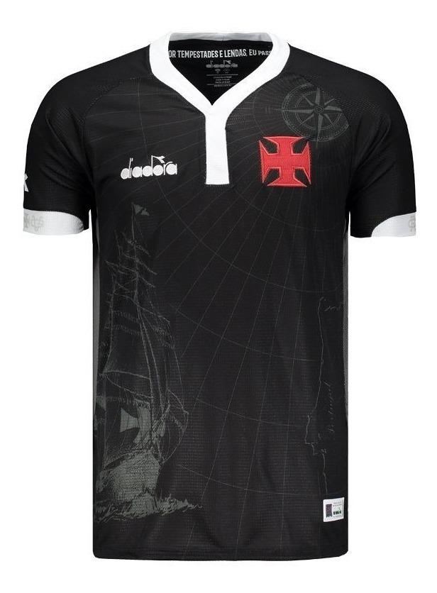 86102615cb Camisa Vasco Uniforme 3 2019 Frete Grátis - R$ 138,06 em Mercado Livre