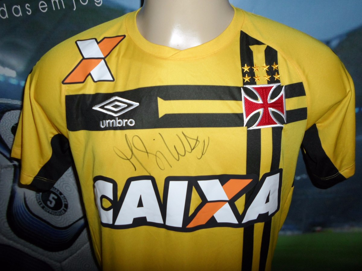 f3a6a1adbe camisa vasco usada autografada martin silva brasileiro 2015. Carregando zoom .
