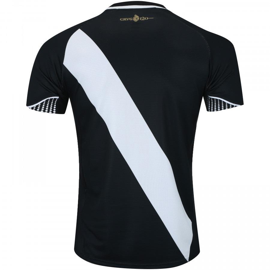 e98549f264b57 Camisa Original Do Vasco Preta Branca Lançamento Nova Vascão - R ...