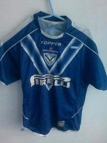 ff3a9823d97 Camisa Velez Tricolor no Mercado Livre Brasil