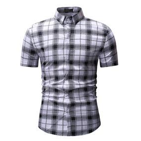 ac0340a0a8 Camisas Blancas Hombre Ropa - Camisas de Hombre en Mercado Libre Chile