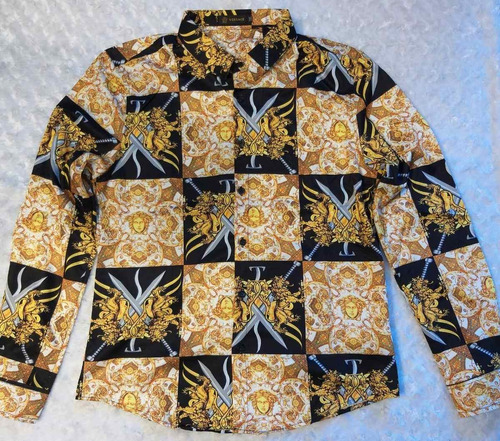camisa versace limited edition 2019