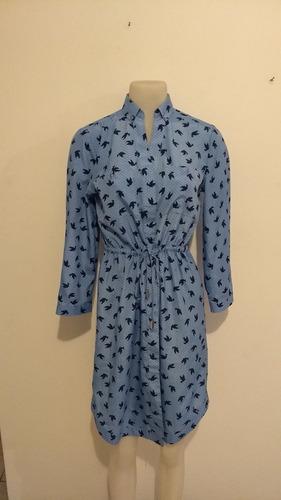 camisa vestido vintage