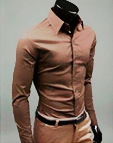 camisa vestir camisas hombre,