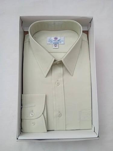 camisa vestir hombre