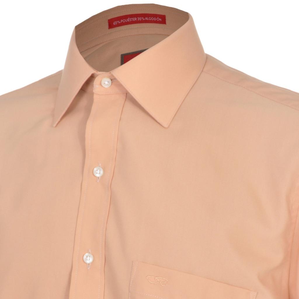 609adaa1b6 camisa vestir oscar de la renta caballero manga corta 1027. Cargando zoom.