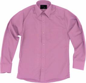 341aa780a667 Camisa Vestir Para Adulto Palo De Rosa Tallas Extras 44 A 50