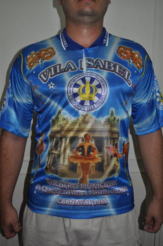 camisa vila isabel 2009 oficial