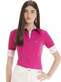 ebb922c77e Camisa Viviana Principessa 3 4 Linda Novidade