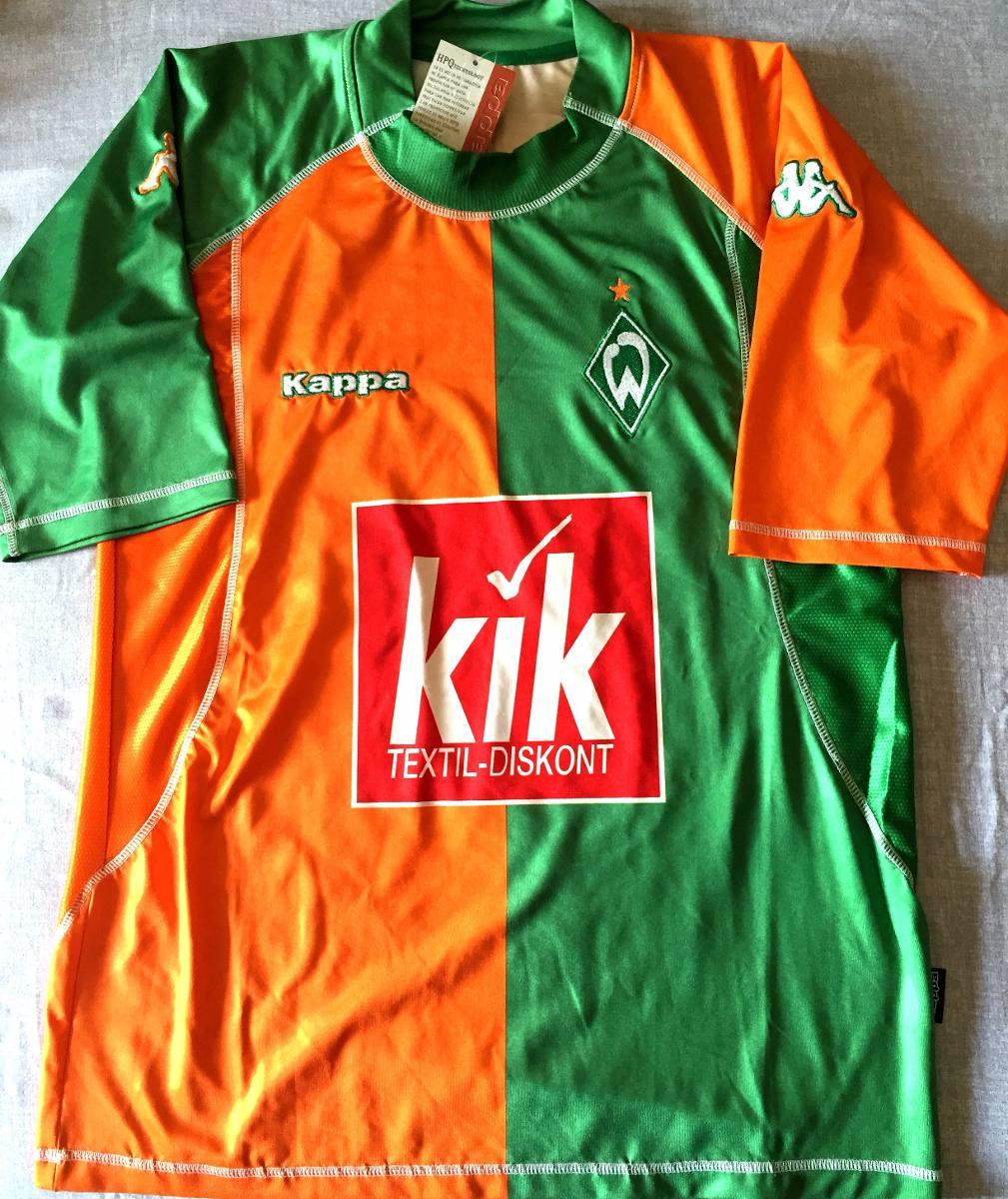 camisa werder bremen 2005-06 klose  11 kappa oficial. Carregando zoom. b6bbb736466d2
