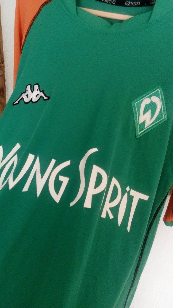 Camisa Werder Bremen Da Alemanha 2003 2004   Kappa - R  129 8cbd55567a48e