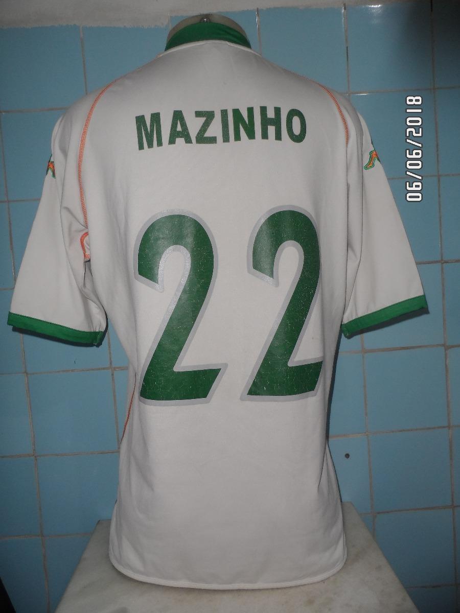 Camisa Werder Bremen Kappa Kombat N 22 - R  90 29bfcafbc7a98