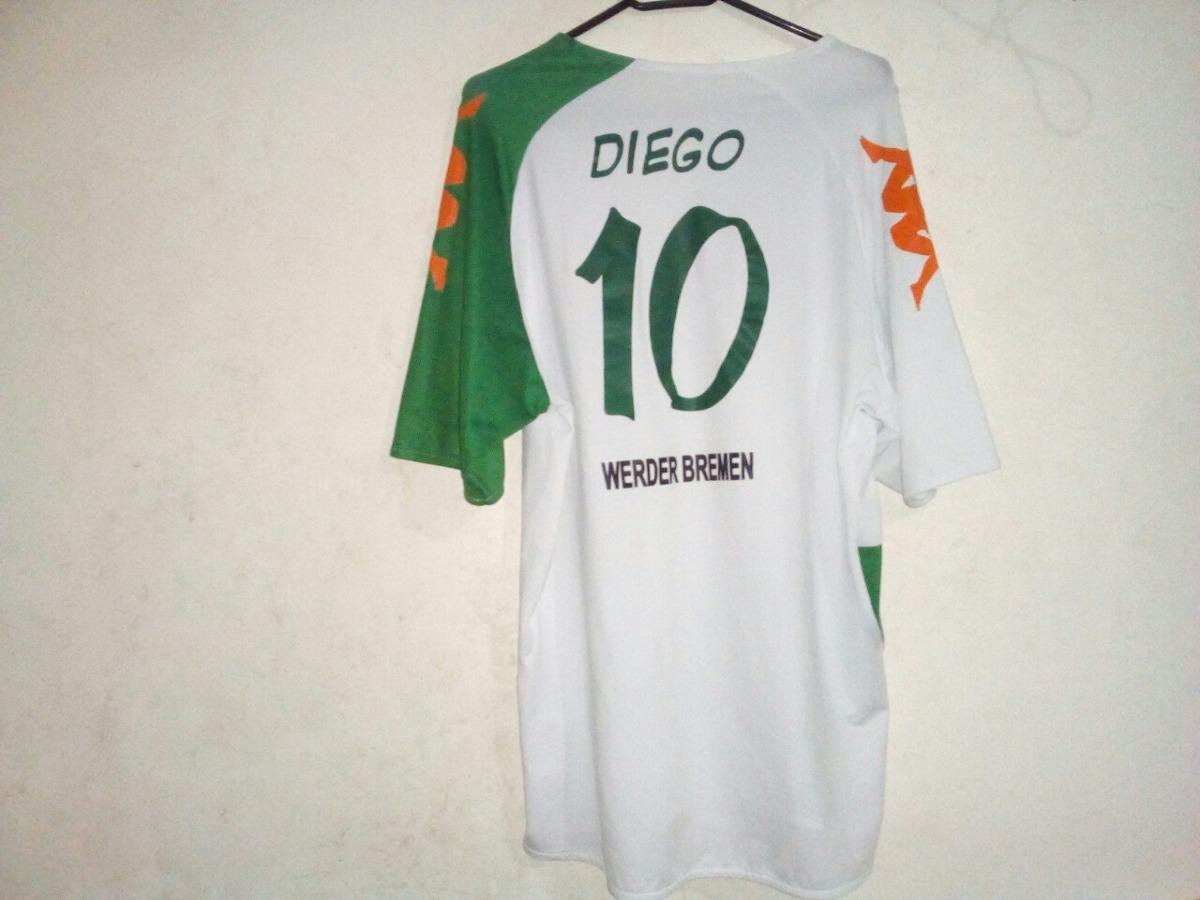 Camisa Werder Bremen Diego Kappa - R  250 73875079b68a5