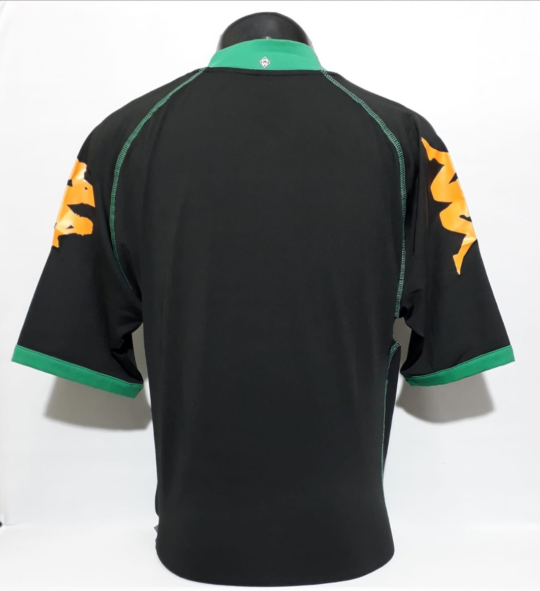 Camisa Werder Bremen Away Kappa Temporada 2009 - R  250 26d9f3e4bcd8a