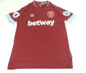 782881f0f6 Camisa Umbro West Ham - Camisas de Futebol com Ofertas Incríveis no Mercado  Livre Brasil