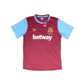 ca51d1ff02 Camisa West Ham United Da - Camisas de Futebol Inglaterra com Ofertas  Incríveis no Mercado Livre Brasil