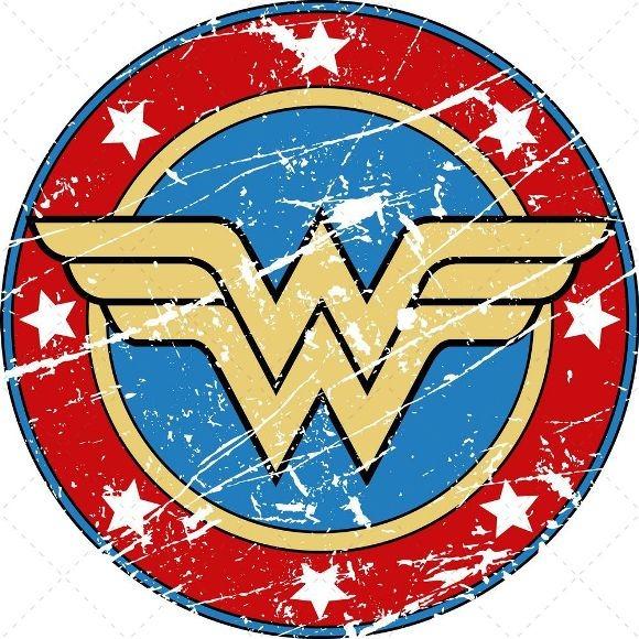 Camisa Wonder Woman Emblema Mulher Maravilha Camiseta R 27 49