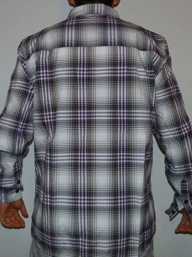 camisa - word woven shirt - purputa - enyce - original