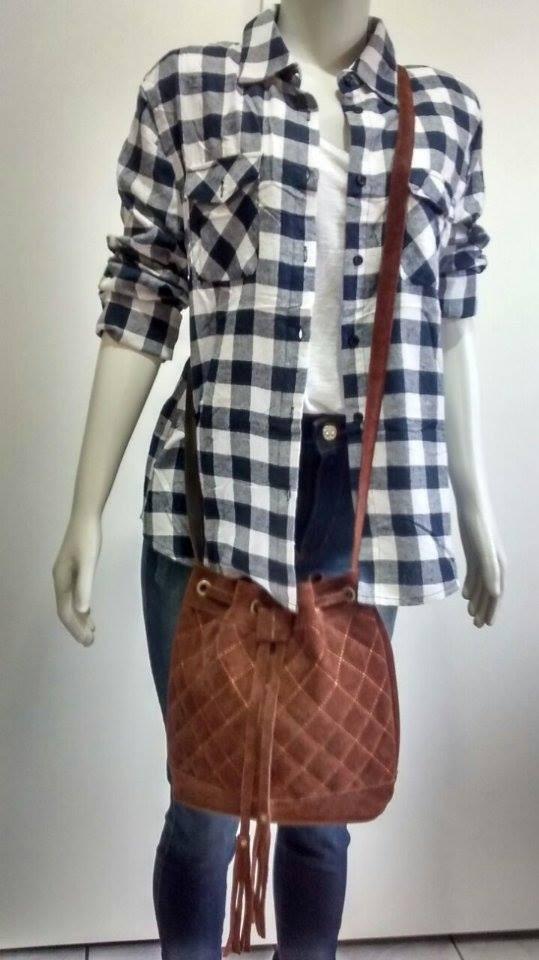 Camisa Xadrez Feminina Flanelada - R$ 97,00 em Mercado Livre
