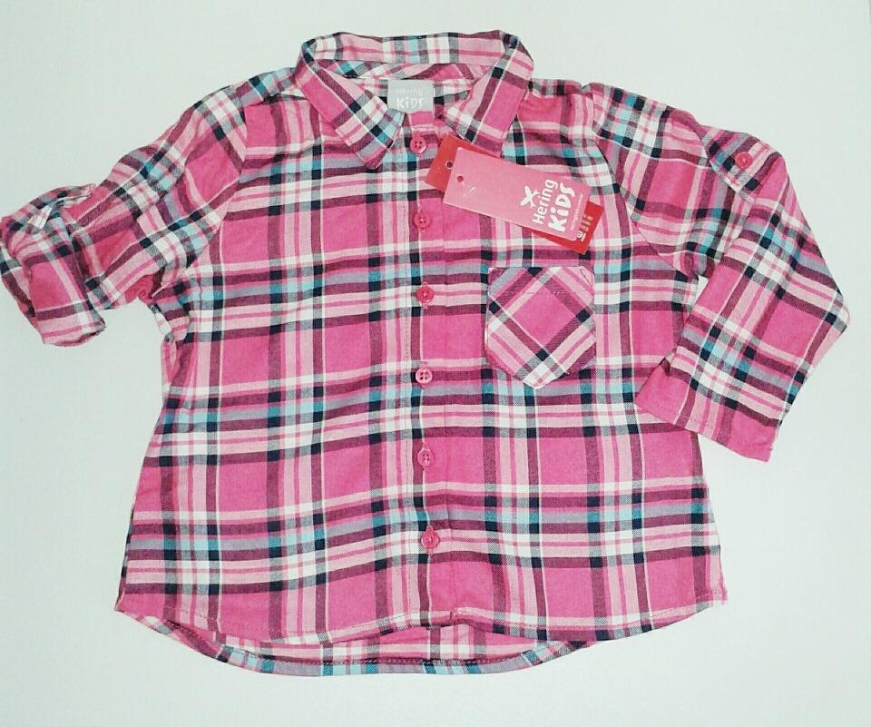 18cfcf4f8 Camisa Xadrez Infantil Hering Promoção Ponta De Estoque - R$ 38,90 em  Mercado Livre