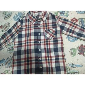 Camisa Xadrez Infantil Menino Hering Kids