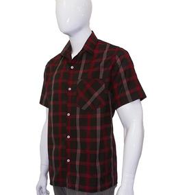 f51854ba0ade3 Camisa Xadrez Masculina Manga Curta Gg - Camisas com o Melhores ...