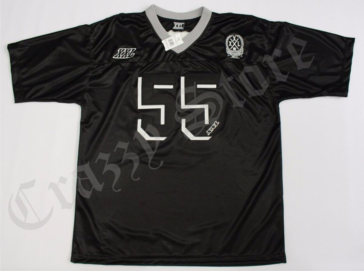 e00964280 camisa xxl 55 hip hop estilo futebol americano crazzy store. Carregando  zoom.