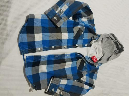 camisa y buso termico amiricano nuevo niño 6 años