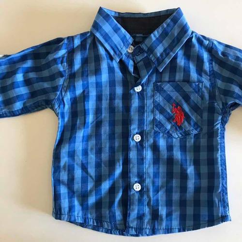 camisa y jean bebe