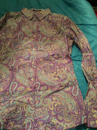 camisa yali couture talla mediana