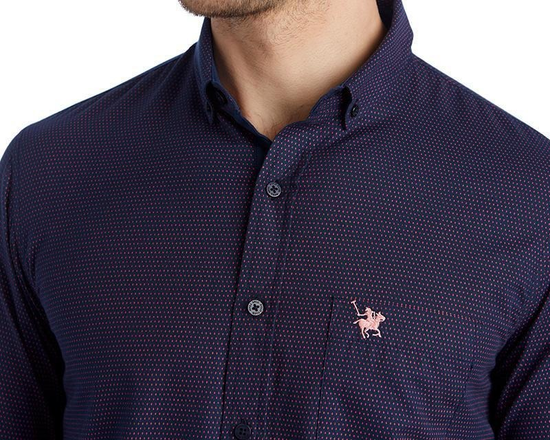 Camisa York Team Polo Club Estampada Pr-1738922 -   329.00 en ... 5b126e13330bf