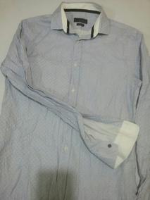 5c09e7e3e Camisa Zara Man Manga Larga