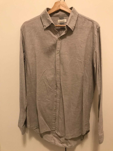 camisa zara verano