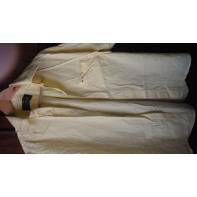 Camisa Zefirelli Amarela*****