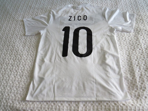 camisa zico jogo contra pobreza